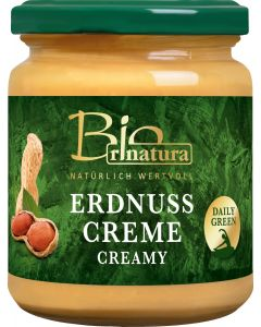 Rinatura Bio Erdnuss-Creme, 250 g