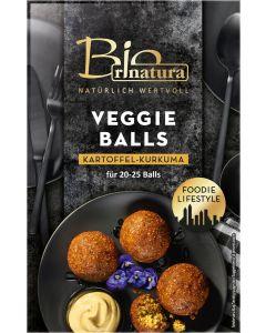 VEGGIE BALLS KARTOFFEL KURKUMA BIO von RINATURA, 150 G