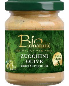 rinatura Brotaufstrich Zucchini-Olive Bio 115 g