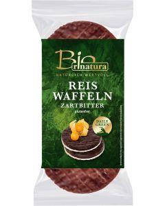 rinatura Zartbitter-Reiswaffeln Bio 100 g