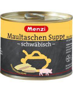 Maultaschensuppe schwäbisch von MENZI, 5x200ml