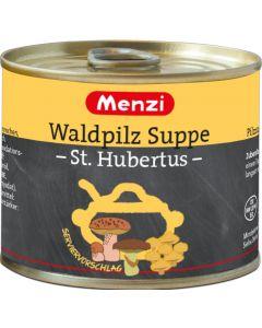Waldpilz Suppe St. Hubertus von MENZI, 5x200ml