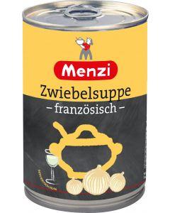 Zwiebelsuppe französisch von MENZI, 400ml