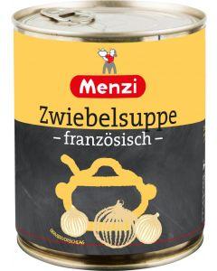 Zwiebelsuppe französisch von MENZI, 800ml