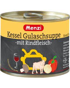 Kessel Gulaschsuppe von MENZI, 5x200ml