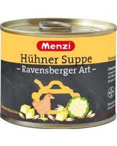Hühner Suppe Ravensberger Art von MENZI, 5x200ml