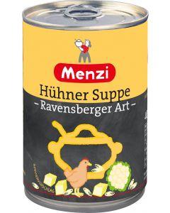 Hühnersuppe Ravensberger Art von MENZI, 400ml