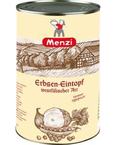 Erbsen Eintopf westfälischer Art von MENZI, 4.200g