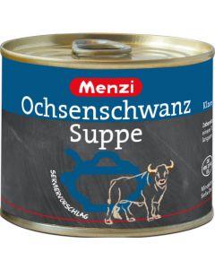 Ochsenschwanzsuppe von MENZI, 5x200ml