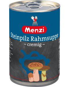 Steinpilz Rahmsuppe cremig von MENZI, 400ml