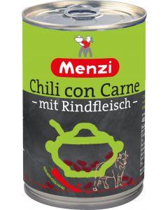 Chili con Carne mit Rindfleisch von MENZI, 400g