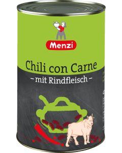 Chili con Carne mit Rindfleisch von MENZI, 4.200g