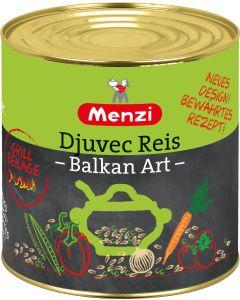 Djuvec Reis Balkan Art von MENZI, 2.500g