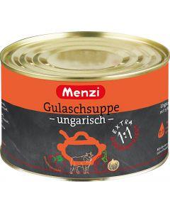 Gulaschsuppe ungarisch EXTRA 1:1 von MENZI, 400ml