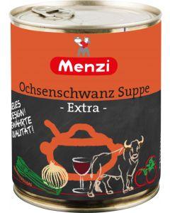 Ochsenschwanz Suppe EXTRA 1:1 von MENZI, 800ml