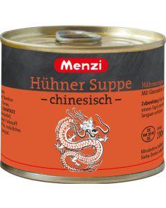 Hühner Suppe chinesisch von MENZI, 5x200ml
