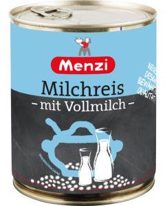 Milchreis mit Vollmilch von MENZI, 800g