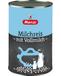 Milchreis mit Vollmilch von MENZI, 4.200g