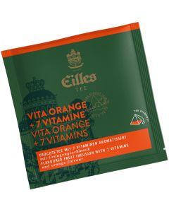 Tea Diamonds einzelverpackt Früchtetee Vita Orange 10er Set