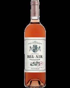 Château Bel Air rosé Réserve AOC, 0,75l