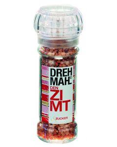 Aromazucker Zimt Mühle von Drehmahl 75g
