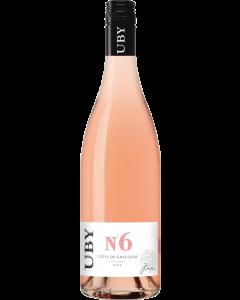 """""""Domaine Uby"""" Rosé Côtes de Gascogne IGP, 0,75l"""