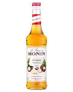Aroma Sirup Macadamia von Monin, 700 ml
