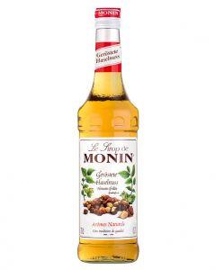 Aroma Sirup Geröstete Haselnuss von Monin, 700 ml