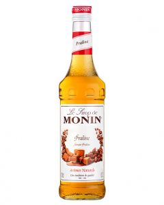 Aroma Sirup Praline von Monin, 700 ml