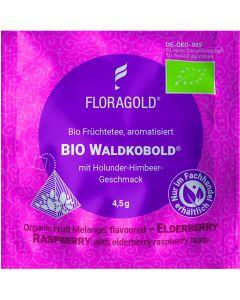 Bio Früchtetee Waldkobold® 100er Pyramidenbeutel von Floragold,