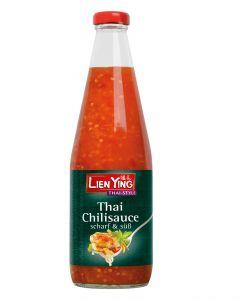 Lien Ying Chili Sauce scharf und süß, 700 ml