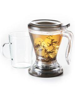 EXPRESS Sensationeller Teebereiter für losen Tee
