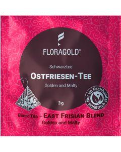 Schwarztee Ostfr. Mischung Golden&Malty,Blatt 100er Pyramidenbeutel von Floragold,