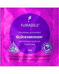 Früchtetee Glücksbringer® 100er Pyramidenbeutel von Floragold,