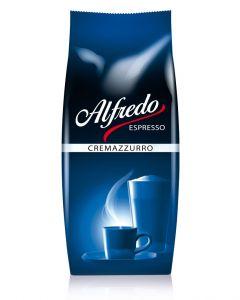 Alfredo Espresso Cremazzurro 1000 g Bohne