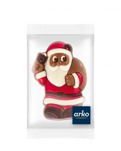 Schoko Relief-Weihnachtsmann von arko, 35g