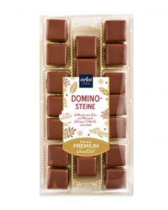 Dominosteine, Vollmilch-Schokolade von arko , 250 g