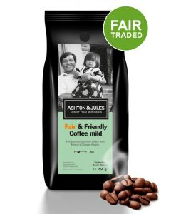 Fair & Friendly Coffee Mild von Ashton & Jules 500 g