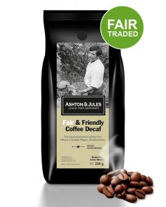 Fair & Friendly Coffee Decaf von Ashton & Jules 500 g
