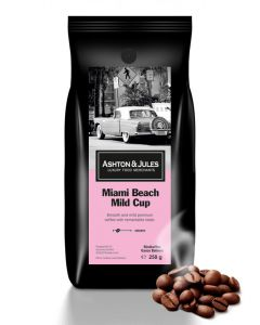 Miami Beach Mild Cup Coffee von Ashton & Jules 500 g