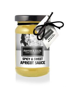 Apricot Spicy & Sweet Senfsauce von Ashton & Jules 100 ml