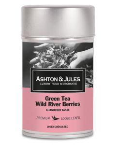 Green Tea Wild River Berries Secret loser Tee von Ashton & Jules