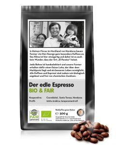 BIO & FAIR Der edle Espresso 500 g