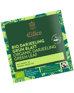Tea Diamonds einzelverpackt BIO Darjeeling Grün Blatt 10er Set