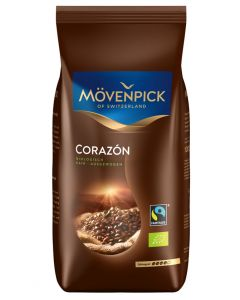Mövenpick BIO Fairtrade Corazon 1000 g Bohne
