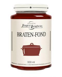Jürgen Langbein Braten-Fond, 500ml