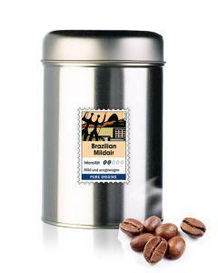 Kaffeegeschenk BRAZIL Design-Dose