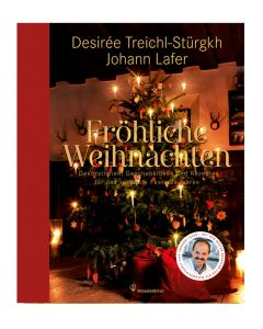 Buch Fröhliche Weihnachten mit Rezepten & Deko-Ideen
