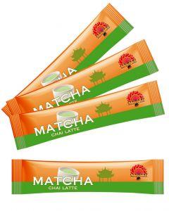 CHAIPUR Green Matcha Latte Sticks 10 x 34 g