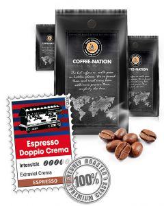 Espresso Doppio Crema von Coffee-Nation 500 g
